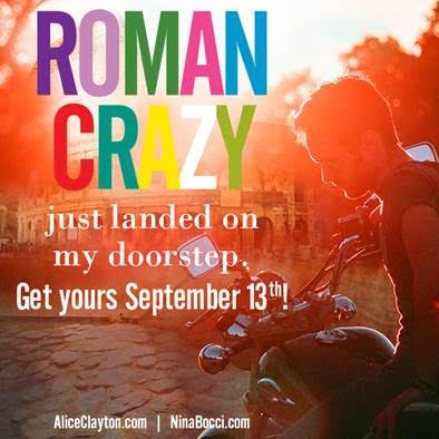 Link to Roman Crazy, by Nina Bocci and Alice Clayton