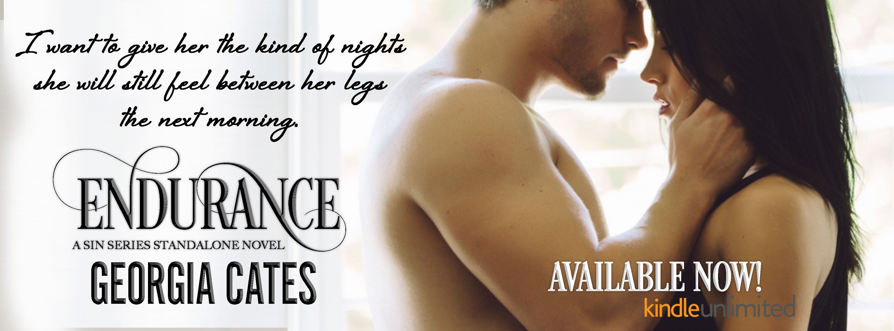 Image result for endurance by georgia cates
